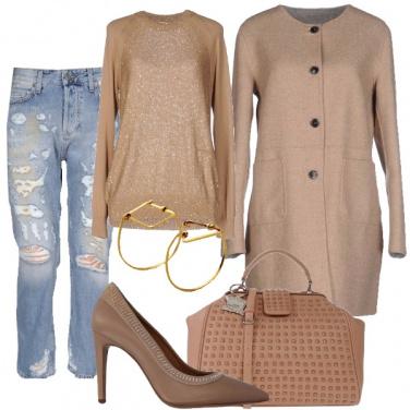 Outfit Tocco brillante