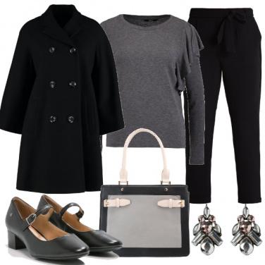 Outfit In ufficio bon ton