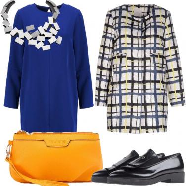 Outfit Tocchi di colore