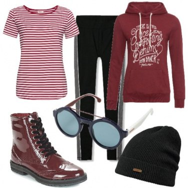 Outfit Urban #8798