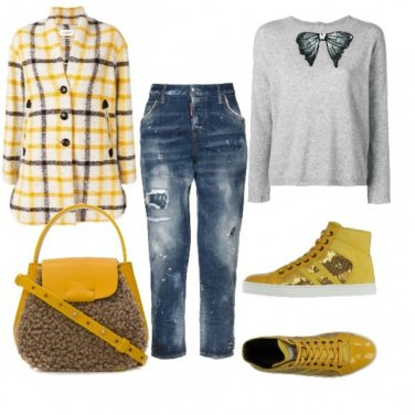 Outfit Urban #8800