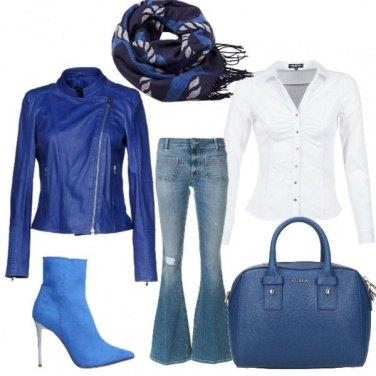 Outfit Un po\' rock, un po\' trendy