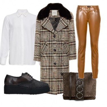 Outfit Caramelloso