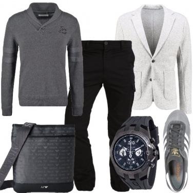 Outfit Uomo di stile