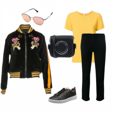 Outfit Urban no.1