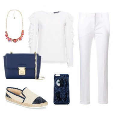 Outfit Chic primaverile