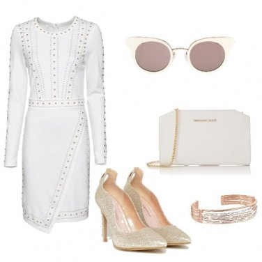 Outfit White lady