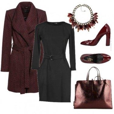 Outfit Glamour con gli accessori giusti