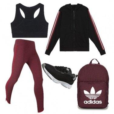Outfit L\'ora dello sport