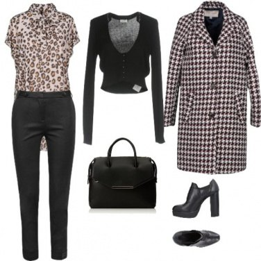 Outfit Osare carattere