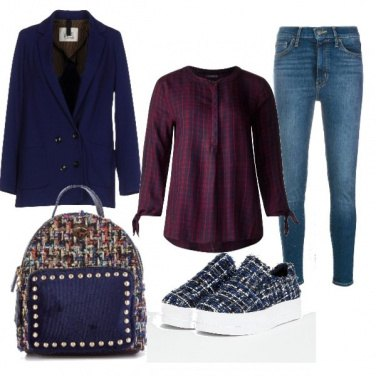 Outfit Urban #8807