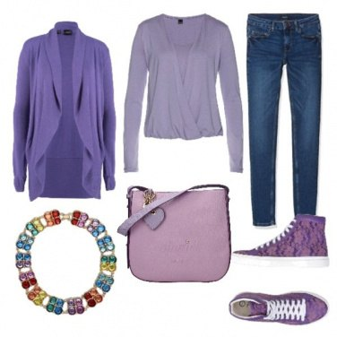 Outfit Urban #8809