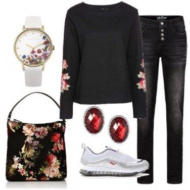 Outfit Per chi ama i FIORI