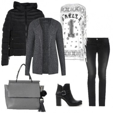Outfit Urban #8839