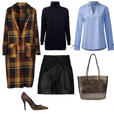 Outfit Urban super chic