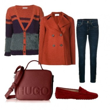 Outfit Urban #8825