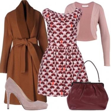 Outfit Abito stampato