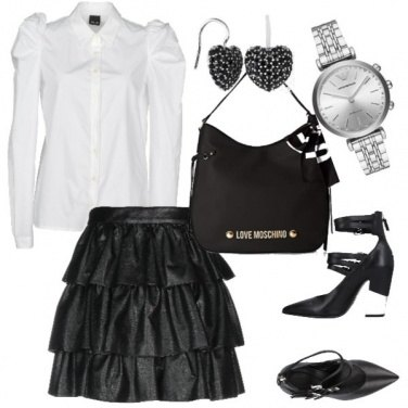 Outfit Time to rock