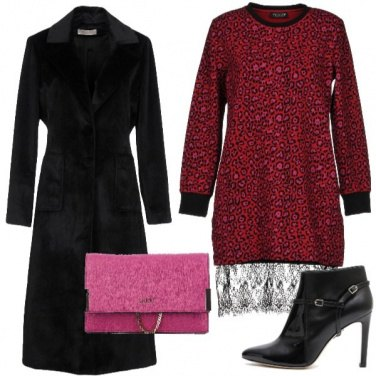 Outfit Maculato colorato