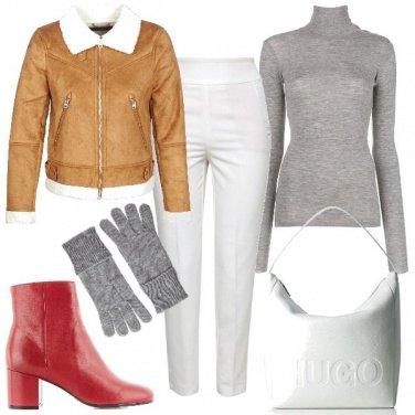 Outfit Illuminati con l\'off white