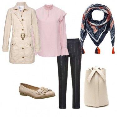 Outfit Borsa secchiello
