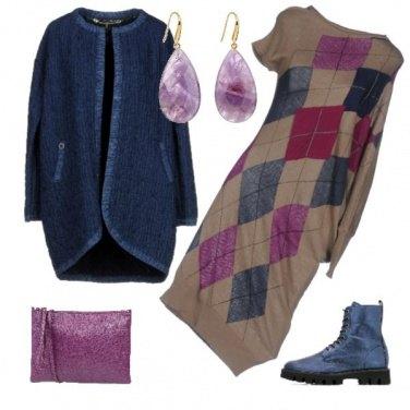 Outfit Comodità in maglia