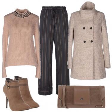 Outfit Ok il cappottino é giusto