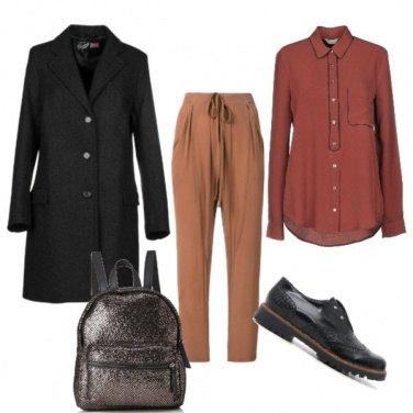 Outfit Comoda e impeccabile
