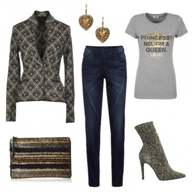 Outfit I\'m a Queen