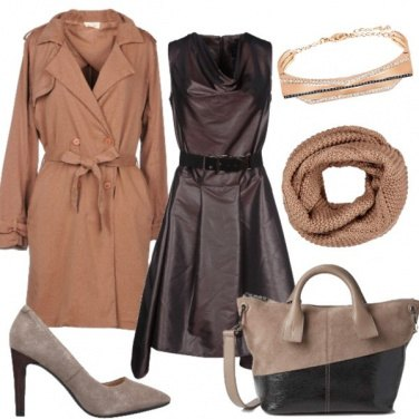 Outfit Abito smanicato supersexy