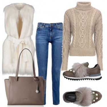 Outfit Passione perle