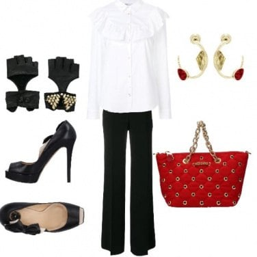 Outfit Urban #8849