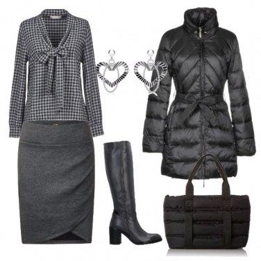 Outfit Con la pioggia