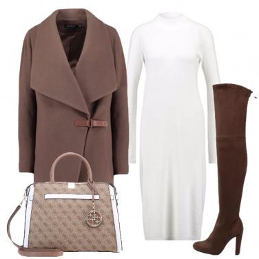 Outfit Il vestito bianco