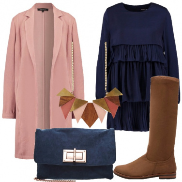 Outfit Ruches e fantasia