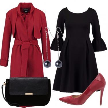 Outfit Il vestito a ruota