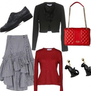 Outfit Gatto nero