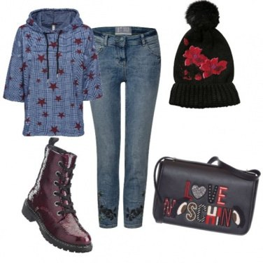 Outfit a scuola
