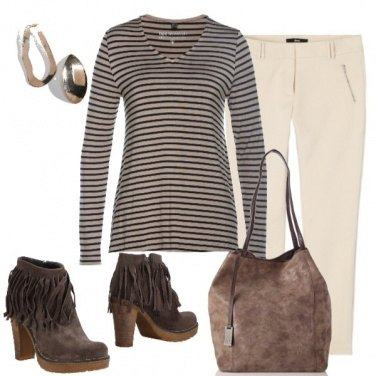 Outfit Cappuccino