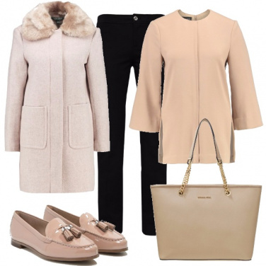 Outfit Lusso minimale