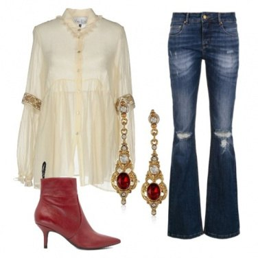 Outfit Etnico #3462