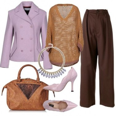 Outfit Lillac chic