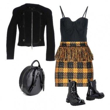 Outfit Mattina grintosa
