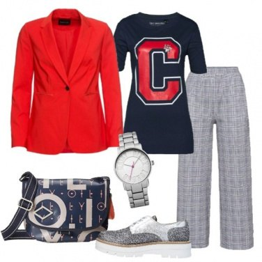 Outfit Cambia stile
