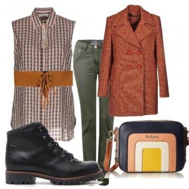 Outfit Zucca anni \'70