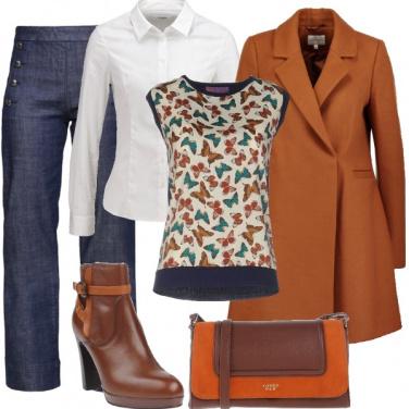Outfit Alla moda in ufficio