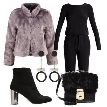 Outfit Pellicciotto must di stagione