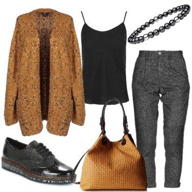 Outfit Il caldo cardigan