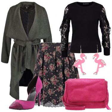 Outfit I fenicotteri rosa
