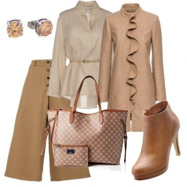 Outfit Domenica mattina